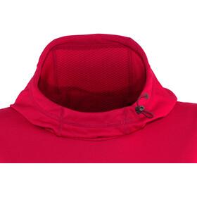 PYUA Bound Veste à capuche Femme, barberry pink